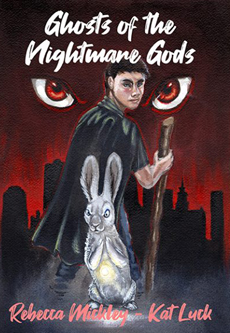 Ghosts of The Nightmare Gods Book 1